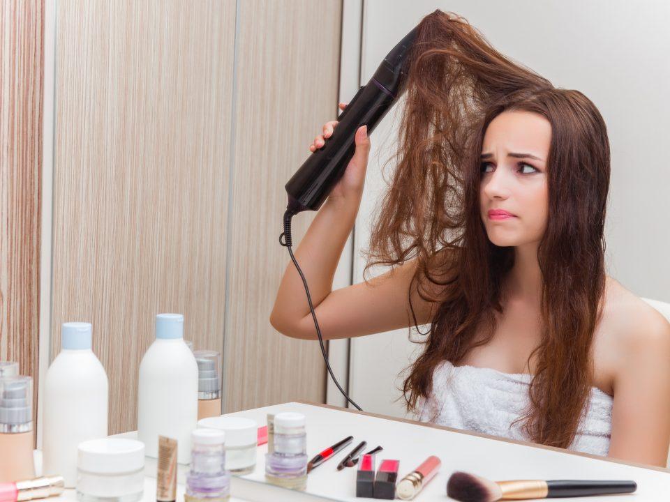 como lidar com o bad hair day